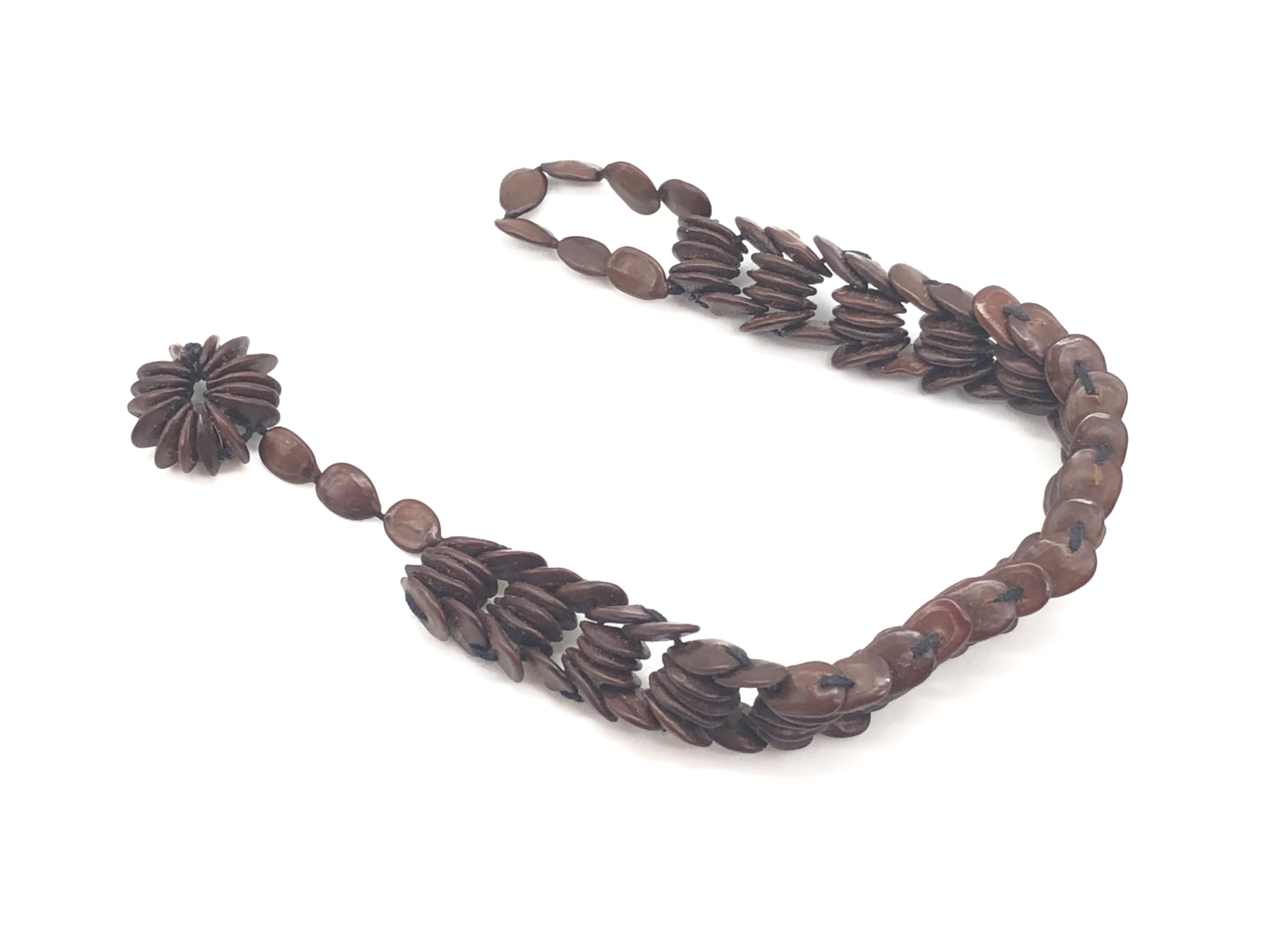 Bracelet Graines Sauvages
